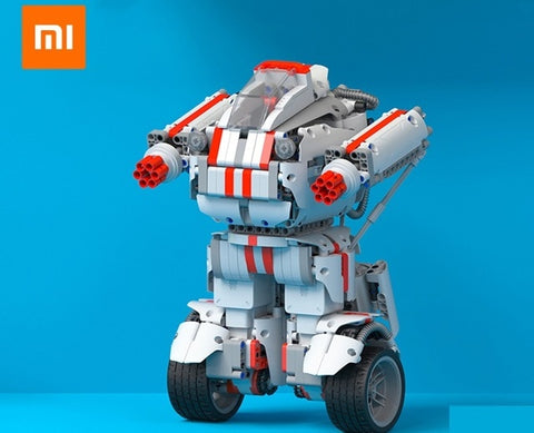 Xiaomi Intelligent Building Blocks Robot w/mobile - Products To Build a Better Brain