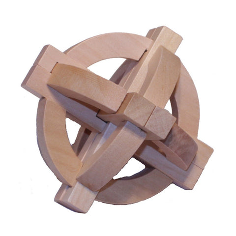 Wooden Magic Puzzle - Products To Build a Better Brain