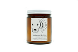 Teakwood & Clove Coconut Wax Candle - Products To Build a Better Brain