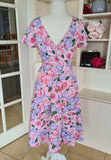 Pre-loved Collectif Maria Country Garden Dress Size L