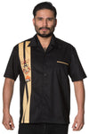 Banned Apparel Much Ado Men's Rockabilly Shirt