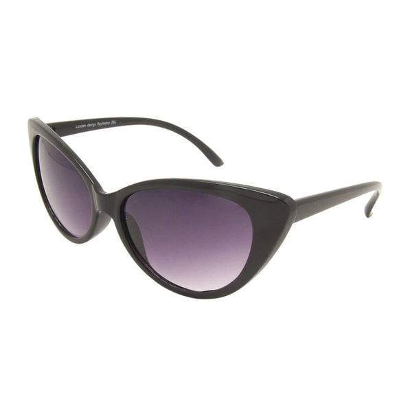 Sharp Shirley Sunglassess - Black