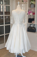 Dig For Victory Ivory Wedding Dress