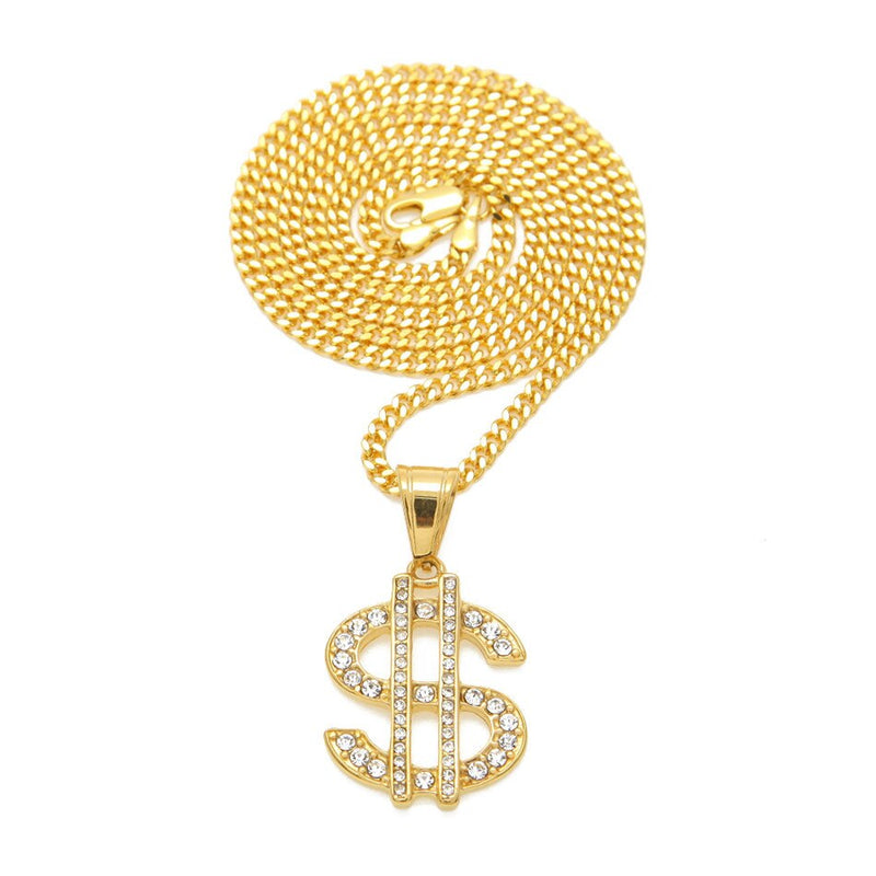US dollars Pendant