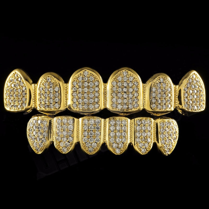 Custom Fit Iced Out Grills