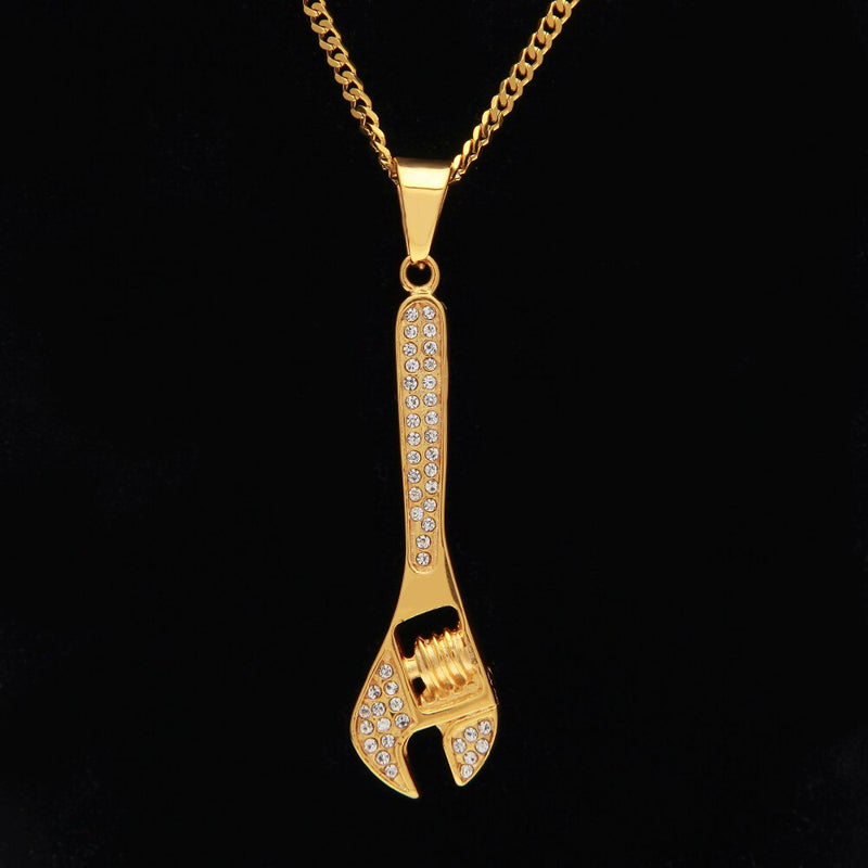 Wrench Pendant