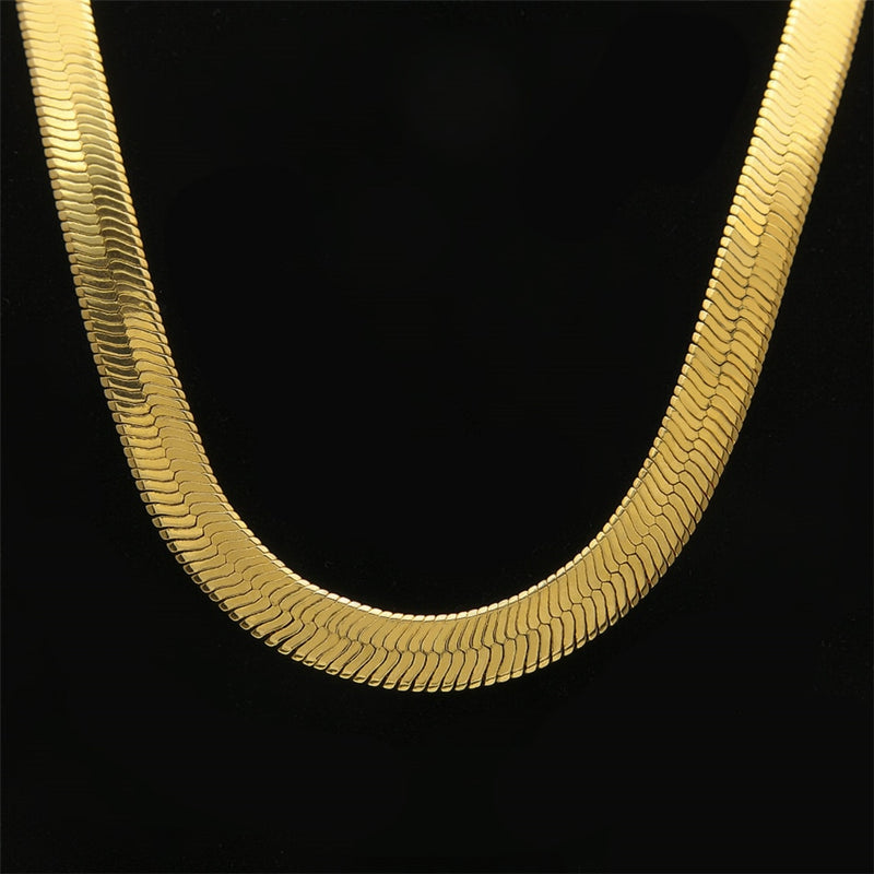 Hip Hop Herringbone Necklace