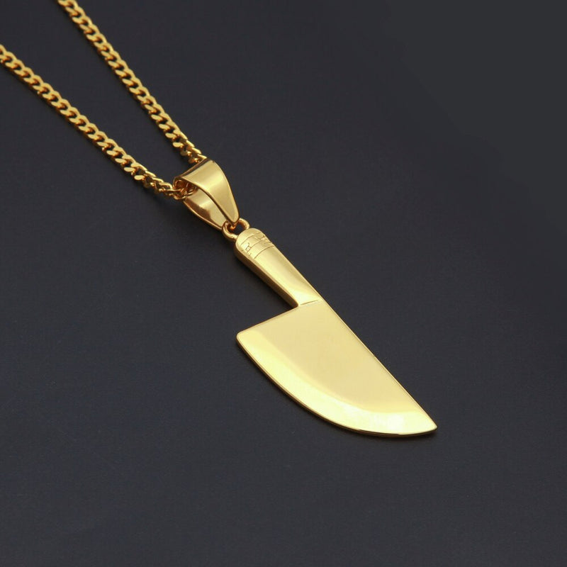 Kitchen Knife Pendant