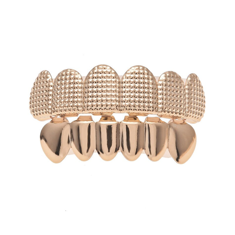 Lattice shape Teeth Grill