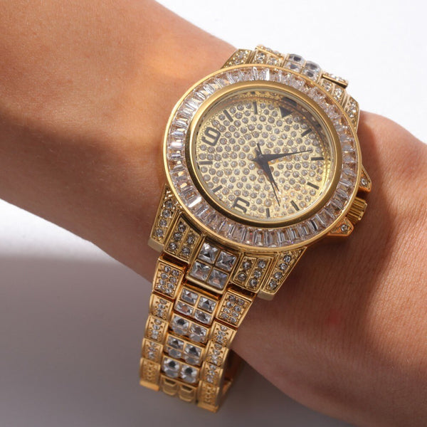 Full Iced Out Watches