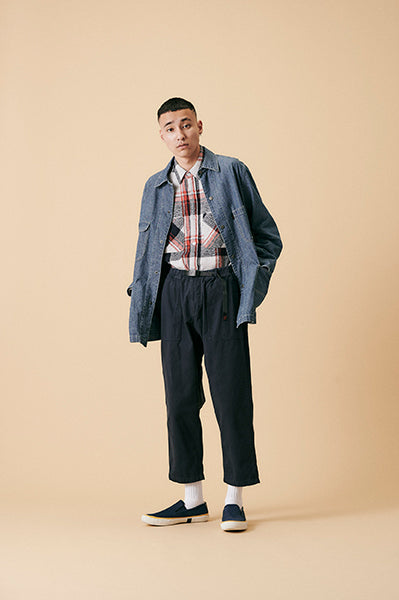 Loose Tapered Pants