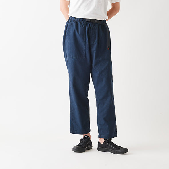 Basket Loose Tapered Pants