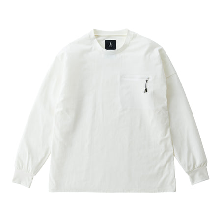 Sheltech x Renu Pocket L/S Tee