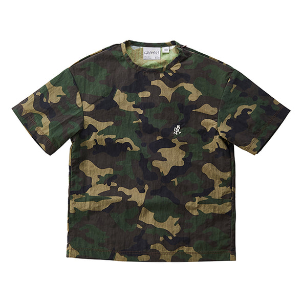 Kids Shell Camp Tee