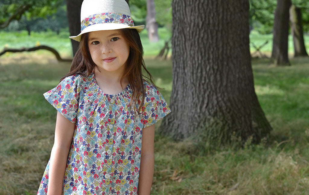 British made children's clothing that's inspired by the beautiful British countryside