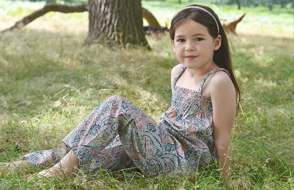 Why paisley print could be a wonderful look for your child