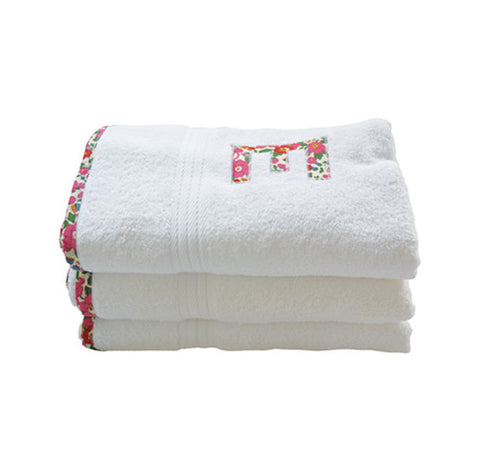 hand towel - red betsy