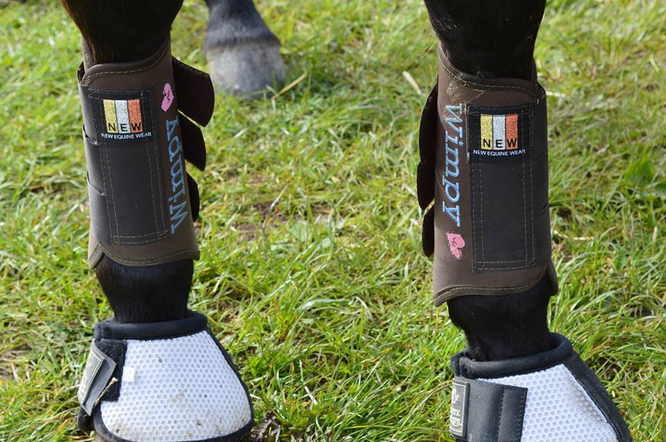 XC Boot Personalisation