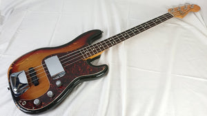 [Vintage] Fender Precision Bass 1973 Body & 1983 Neck