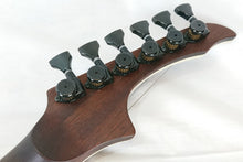 Load image into Gallery viewer, [USED] Skervesen Raptor 6 stain Black w/ SeymourDuncan BlackOuts