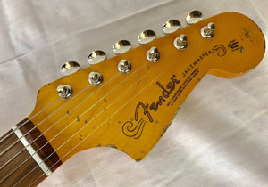 [Used] Fender Limited Edition American Professional Pine Jazzmaster Customized/Pleked