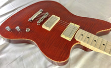 Load image into Gallery viewer, [Used]Fender Select Curved Maple Top Jazzmaster Customized/Pleked
