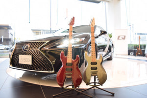 [BRAND NEW] QUESTREL SWOOD Standard LEXUS Model Gloss Red