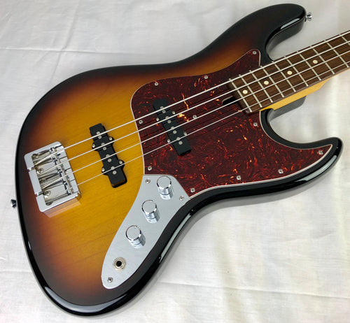 Don Grosh J4 Bass Burst / PLEKED