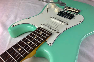 [Used] Suhr Classic Antique Surf Green Light Aged / PLEKED