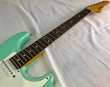 Load image into Gallery viewer, [Used] Suhr Classic Antique Surf Green Light Aged / PLEKED