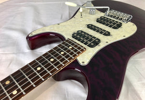 [Used] Tom Anderson Drop Top Classic Transparent Plum / PLEKED