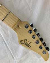 Load image into Gallery viewer, [Used] Suhr Pro series S2 Ash Trans Teal