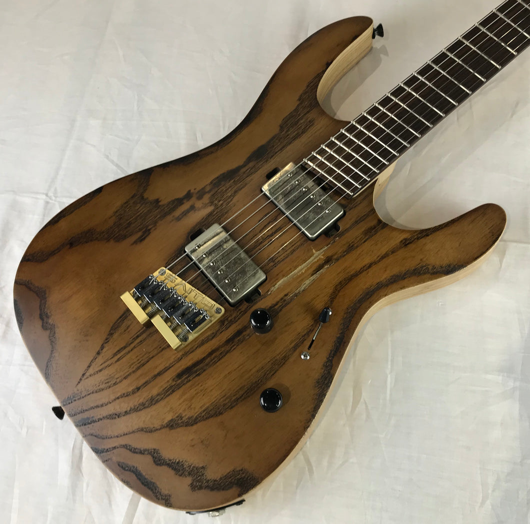 [Used] Saito Guitars S-624MS Cacao