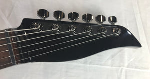 [Used] Tokai TALBO Platinum Black/Wilkinson