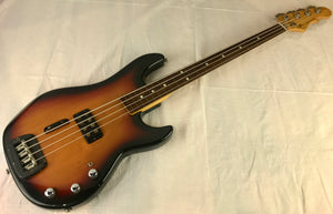 [Used] G&L L-1000 modified to Fretless