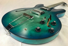 Load image into Gallery viewer, [BRAND NEW] Gibson Memphis ES-330 Satin 2018 Aquamarine / PLEKED