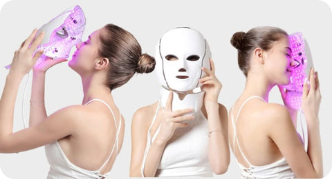 Facial Mask Light Therapy