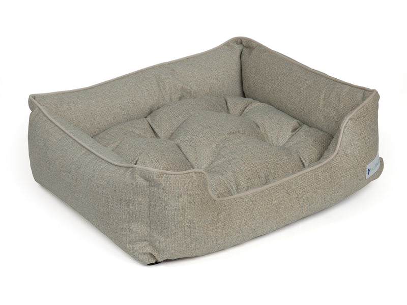 pet sleeper bed sand