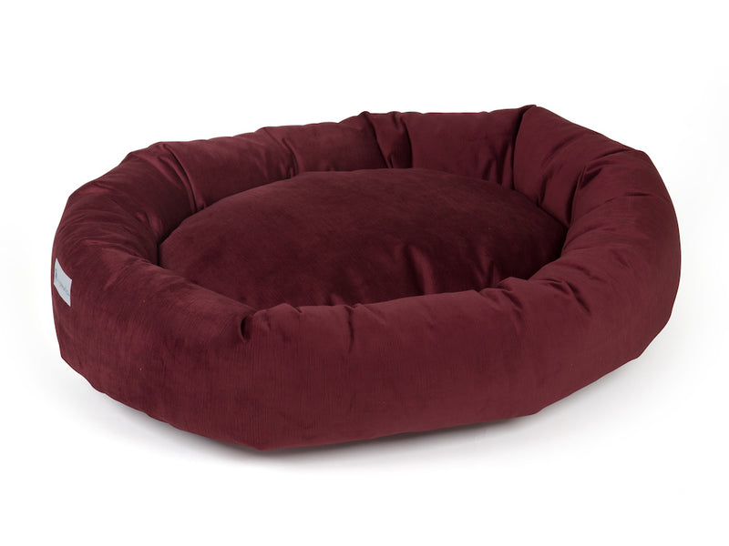 pet donut bed wine