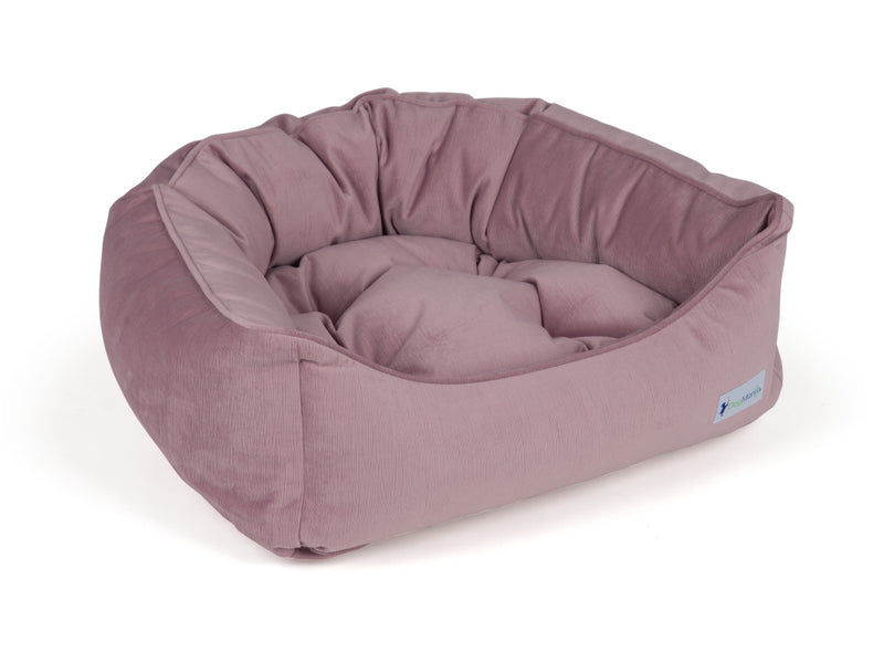 Mauve Dreamer Dog Bed | Pet Bed | DogMania