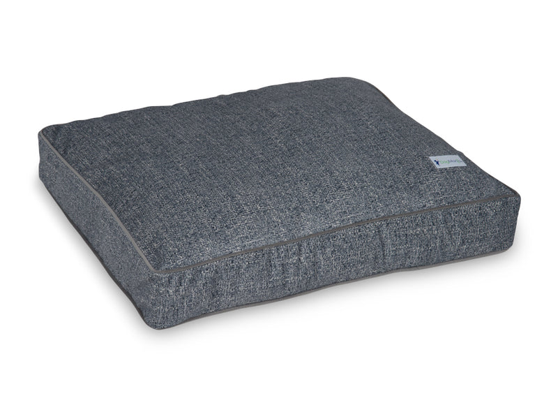 Charcoal Pillow Bed | Pet Bed | DogMania