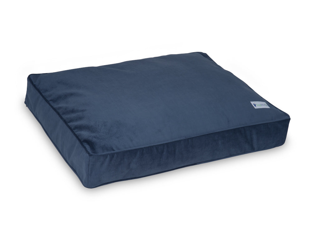 Midnight Blue Pillow Bed | Pet Bed | DogMania