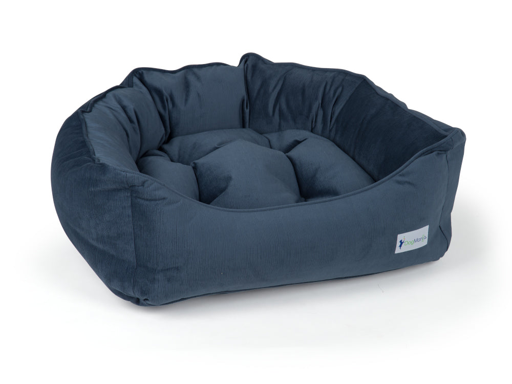 Midnight Blue Dreamer Dog Bed | Pet Bed | DogMania