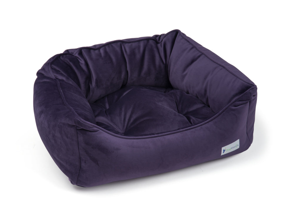 Purple Dreamer Dog Bed | Pet Bed | DogMania
