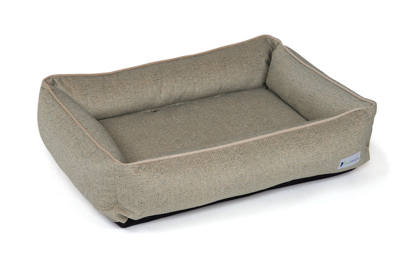 Surf and Sand Ortho Lounge Bed | Orthopedic | Pet Bed | DogMania