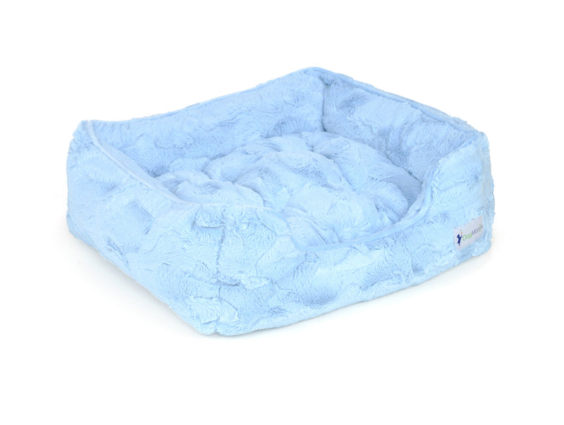 Baby Blue Cuddle Bed
