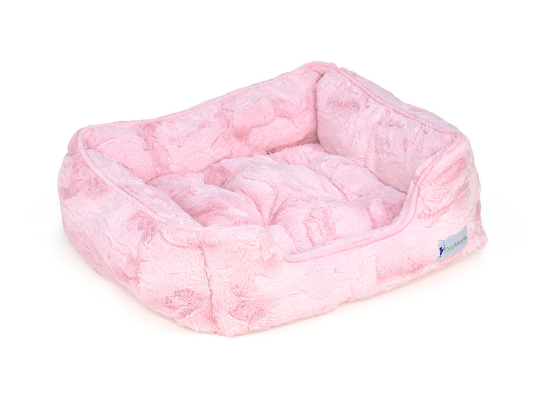 Blush Cuddle Bed