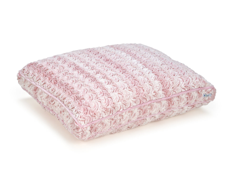 Rosewater Cloud Pillow Bed
