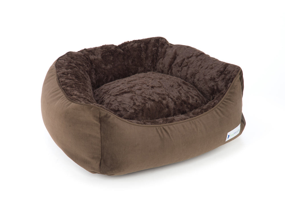 Truffle Brown DreamWeaver Bed