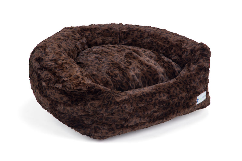Jaguar Mahogany DayDreamer Bed | DogMania Dog Bed